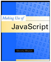 Making Use of JavaScript by Shweta Bhasin image