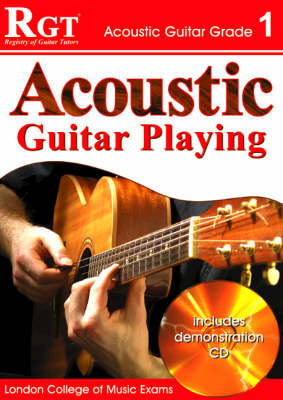 Acoustic Guitar Playing: Grade 1 image