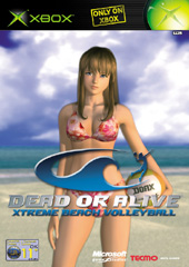 Dead Or Alive Extreme Beach Volleyball for Xbox
