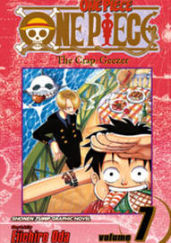 One Piece, Vol. 7 by Eiichiro Oda