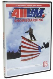 411VM - Snowboarding 05 on DVD