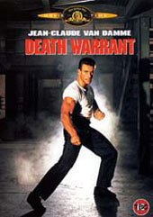 Death Warrant on DVD