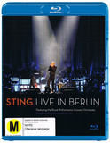 Sting - Live in Berlin on Blu-ray