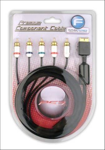 Futuretronics Premium Component Cable for PS3