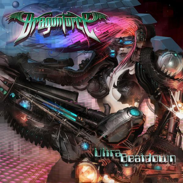 Ultra Beatdown - Special Edition by Dragonforce
