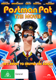 Postman Pat: The Movie on DVD