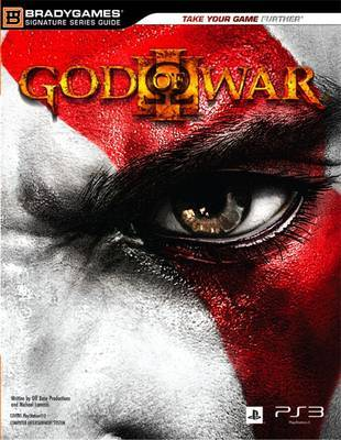 God of War III - Signature Series Strategy Guide by BradyGames