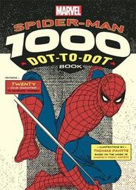 Marvel's Spider-Man 1000 Dot-to-Dot Book by Thomas Pavitte