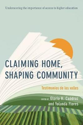 Claiming Home, Shaping Community image