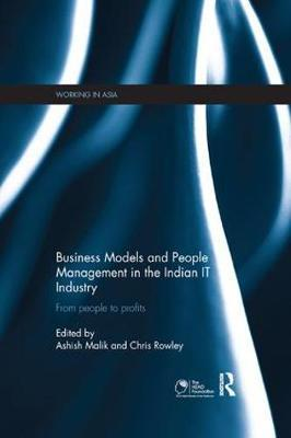 Business Models and People Management in the Indian IT Industry