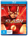 The Flash - Season 3 on Blu-ray