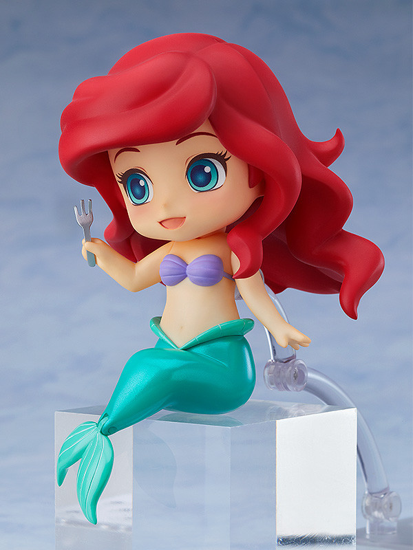 Disney's Little Mermaid: Nendoroid Ariel - Articulated Figure image