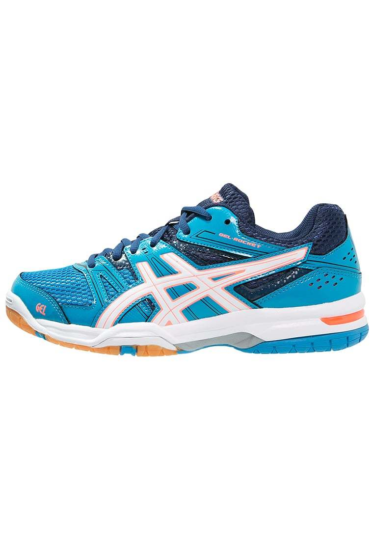 d2175a334799 Buy Asics Gel Rocket 7 Squash Womens Shoes (Size 8) at Mighty Ape NZ