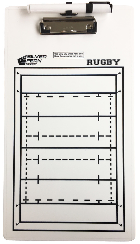 Rugby Coaching Clipboard