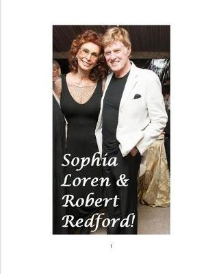 Sophia Loren & Robert Redford! by Steven King image