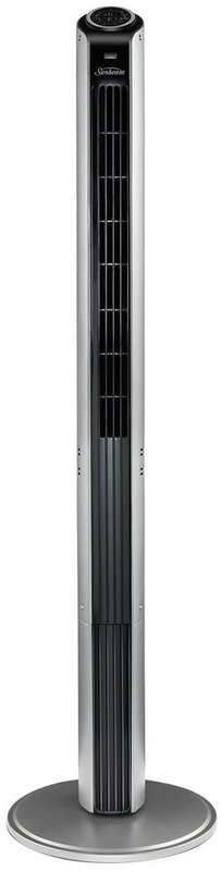 Sunbeam: Super Slim Tower Fan with Night Mode (121cm)