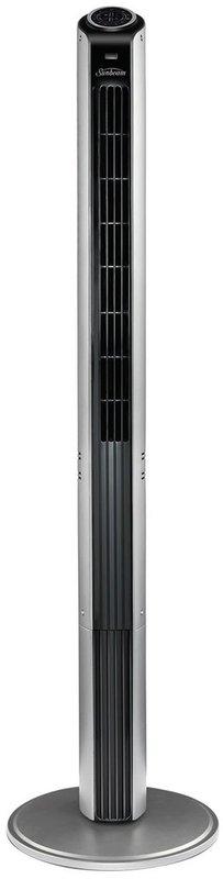 Sunbeam: Super Slim Tower Fan with Night Mode (121cm)