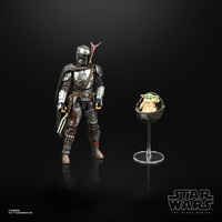 Star Wars: The Black Series - Din Djarin and the Child
