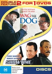 Wag The Dog / Showtime - Double Feature (2 Disc Set) on DVD