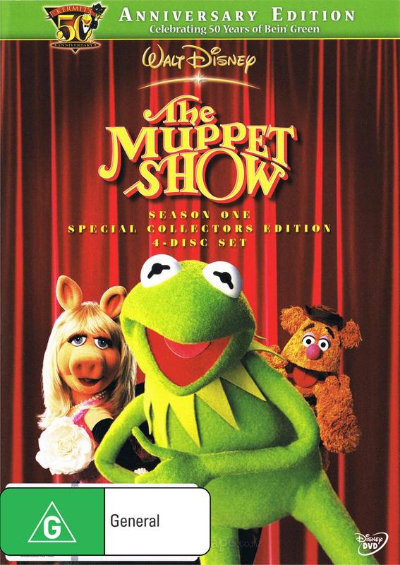 The Muppet Show - Season 1 on DVD