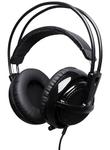 SteelSeries Siberia V2 Gaming Headset (Black) for PC Games
