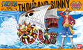 One Piece: Grand Ship Collection Thousand Sunny Model Kit