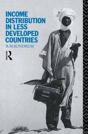 Income Distribution in Less Developed Countries by R.M. Sundrum image