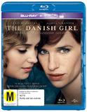 The Danish Girl on Blu-ray