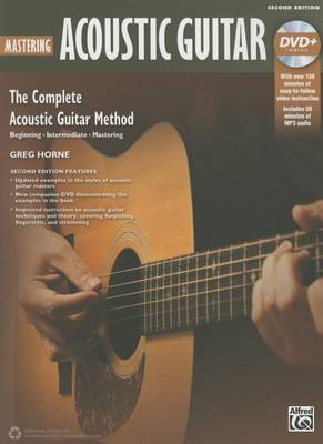 Complete Acoustic Guitar Method by Greg Horne