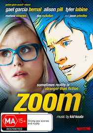 Zoom on DVD