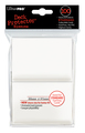 Ultra Pro: Deck Protector - Standard White (100ct)