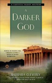 A Darker God, A by Barbara Cleverly image