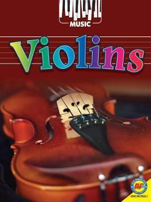 Violins by Holly Saari