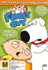 Family Guy: Freakin' Sweet Collection on DVD image