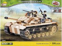 Cobi: Small Army - Sturmgeschtz III Ausf. G