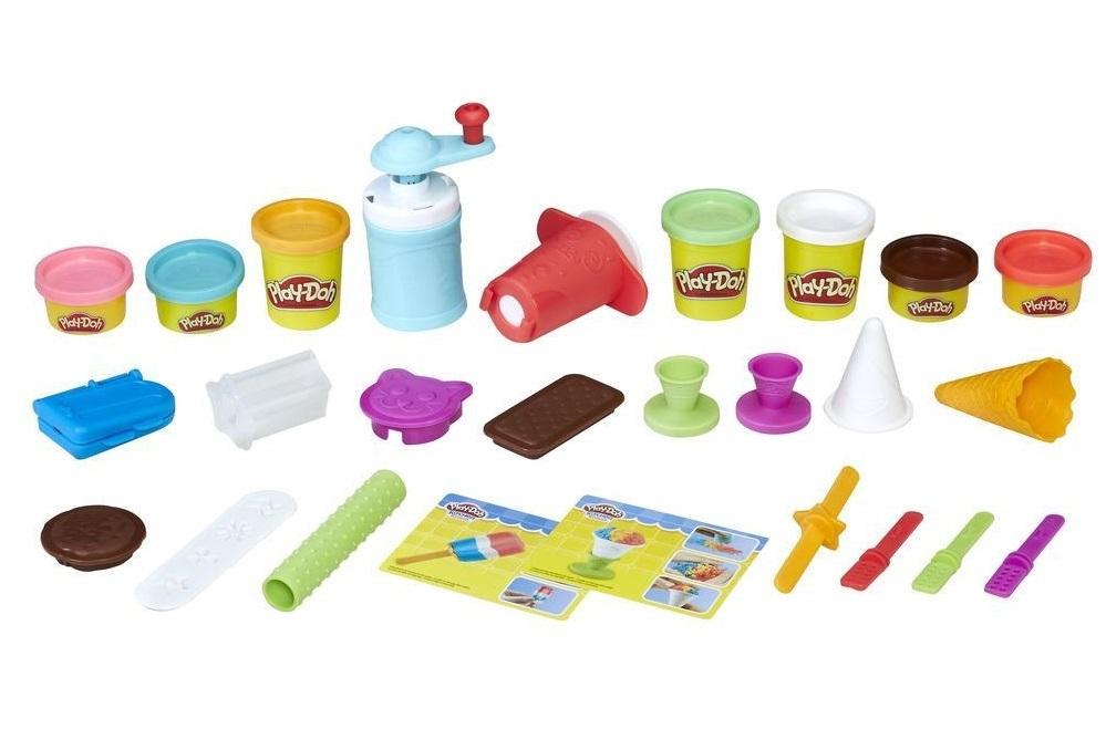 Play-Doh: Kitchen Creations - Frozen Treats Playset image