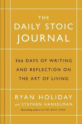 The Daily Stoic Journal by Ryan Holiday image