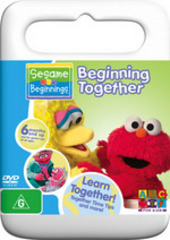 Sesame Beginnings - Beginning Together on DVD