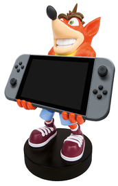 Cable Guy Controller Holder - Crash Bandicoot XL for PS4 image