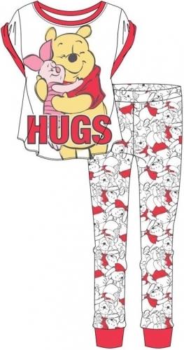 Winnie The Pooh: Hugs Womens Pyjama Set - 12-14