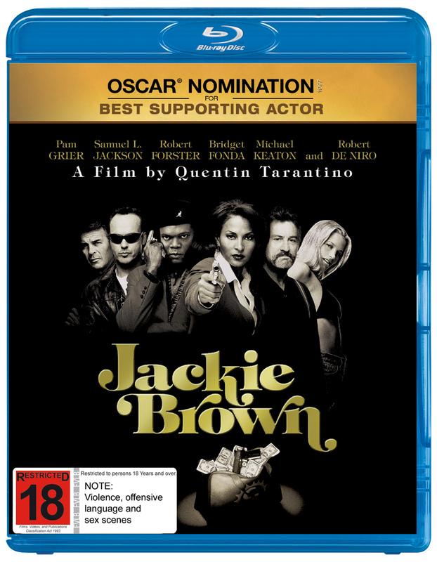 Jackie Brown on Blu-ray