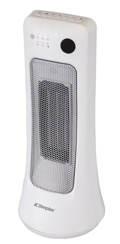 Dimplex 2kW Ceramic Heater with remote control