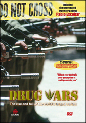 Drug Wars - The Rise And Fall Of The World's Largest Cartels on DVD