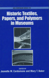 Historic Textiles, Papers, and Polymers in Museums image