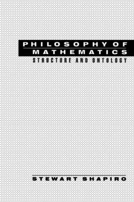 Philosophy of Mathematics by Stewart Shapiro image