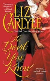 The Devil You Know by Liz Carlyle image