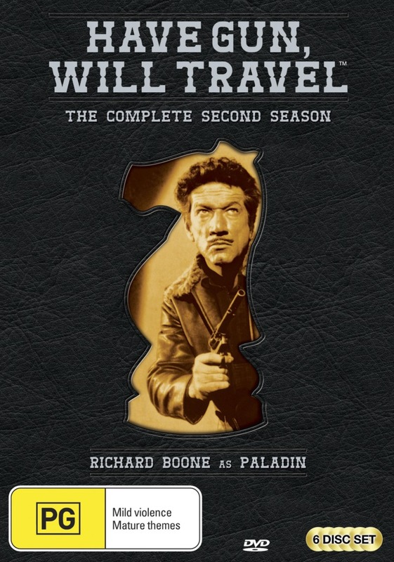 Have Gun Will Travel - The Complete Second Season on DVD