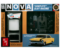 AMT 1966 Nova 1/25 Slot Car Kit