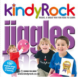 KindyRock Jiggles by Various Artists