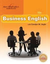 Business English by Mary Ellen Guffey image